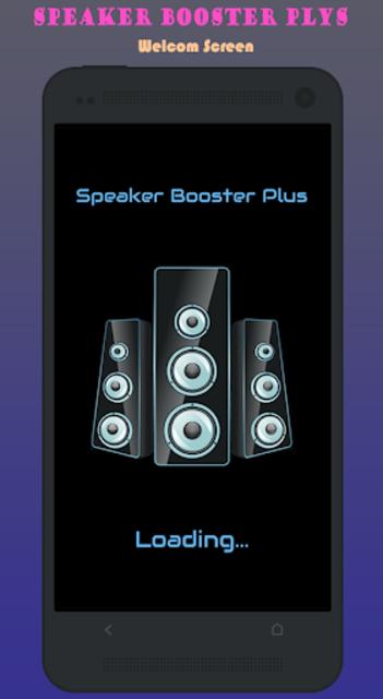 Speaker Booster Plus screenshot 15