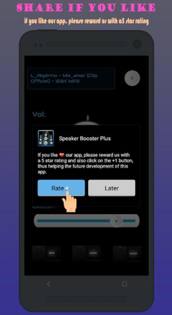 Speaker Booster Plus screenshot 16