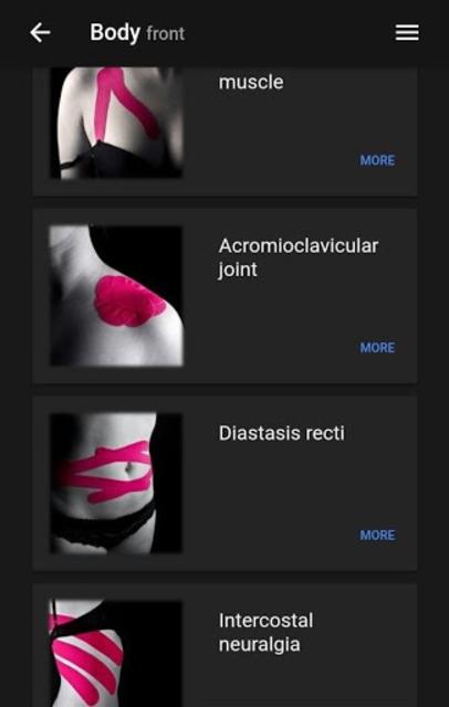 Medical Taping screenshot 2