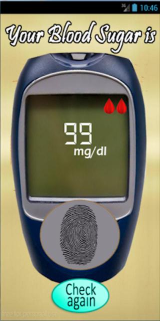 Blood Sugar Test Checker : Glucose Convert Tracker screenshot 4