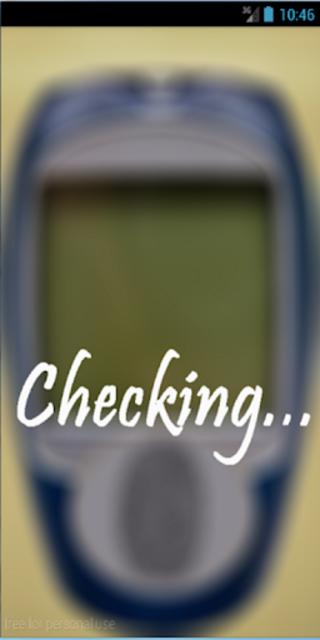 Blood Sugar Test Checker : Glucose Convert Tracker screenshot 7