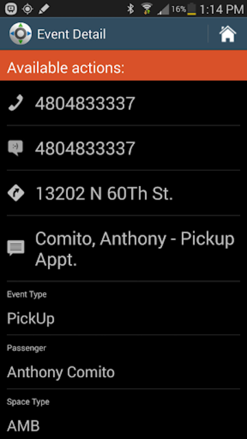 MediRoutes Mobile screenshot 3