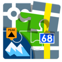 Icon for Augmented Reality for Locus Map