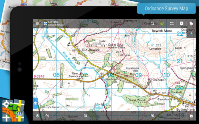Locus Map Pro - Outdoor GPS navigation and maps screenshot 10