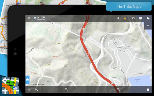 Locus Map Pro - Outdoor GPS navigation and maps screenshot 12