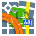 Icon for Locus Map Pro - Outdoor GPS navigation and maps