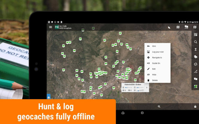 Locus Map Free - Hiking GPS navigation and maps screenshot 13