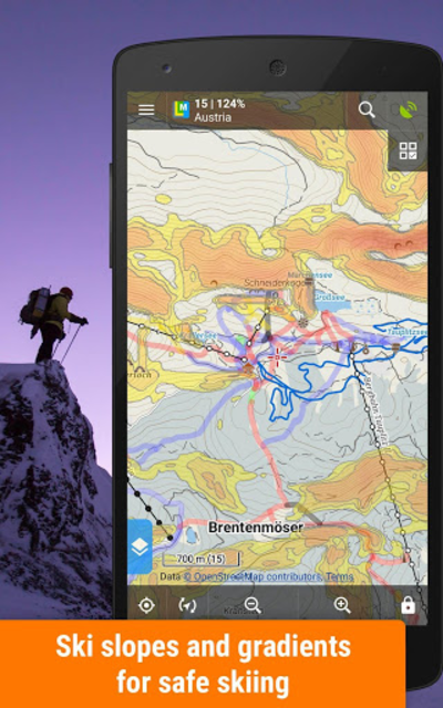 Locus Map Free - Hiking GPS navigation and maps screenshot 6