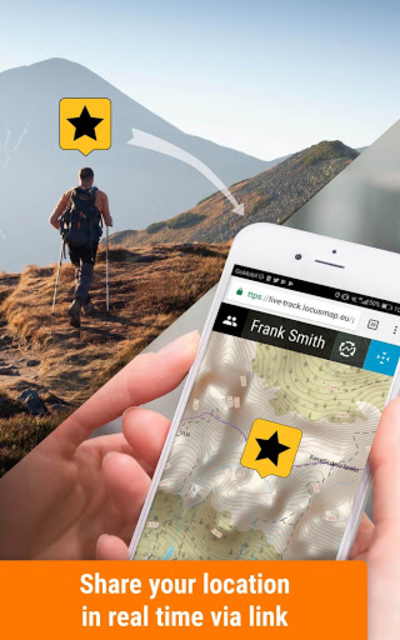 Locus Map Free - Hiking GPS navigation and maps screenshot 7