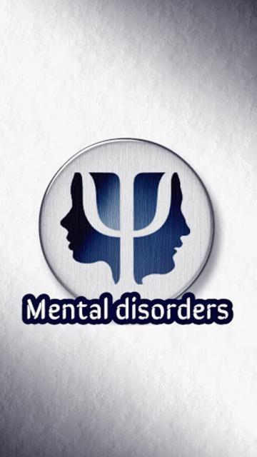 All Mental disorders screenshot 1