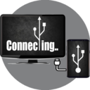 Icon for Tv Connector (HDMI /MHL/USB)