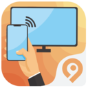 Icon for Screen Mirroring Samsung Smart TV