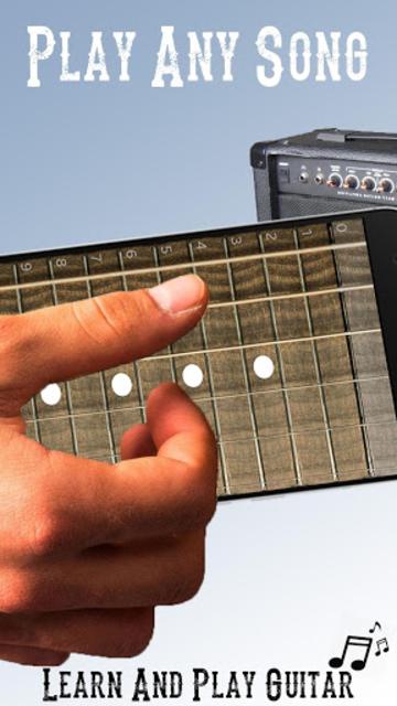 Real Guitar - Virtual Guitar Pro screenshot 1