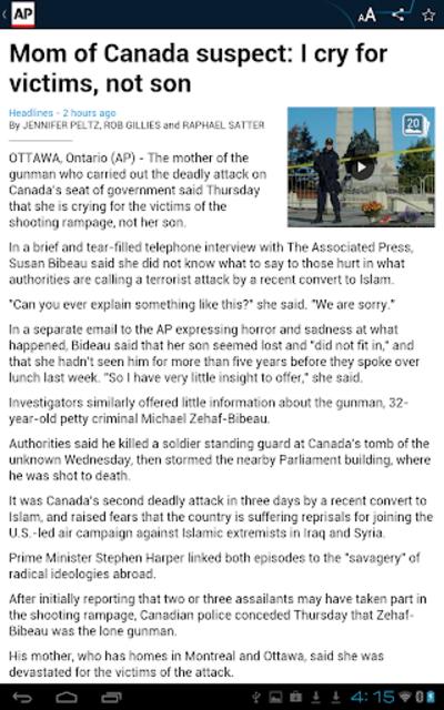 AP News screenshot 14