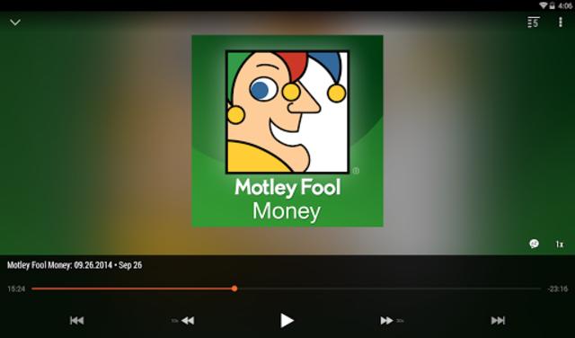 BeyondPod Podcast Manager screenshot 10