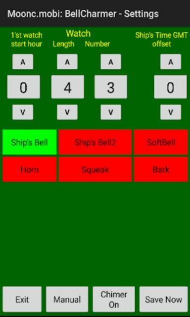 BellCharmer screenshot 9