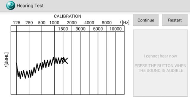 Hearing Test screenshot 2