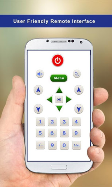 TV Remote for Sylvania screenshot 3