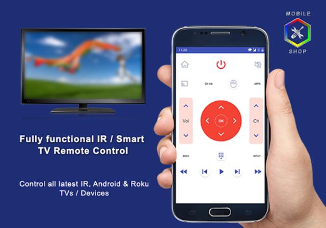 Universal TV Remote Control - Smart TV Remote screenshot 1