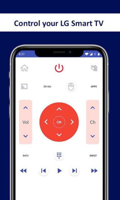 Universal TV Remote Control - Smart TV Remote screenshot 4