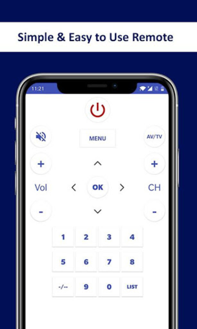 Universal TV Remote Control - Smart TV Remote screenshot 7