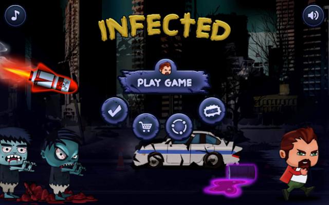 Infected screenshot 4