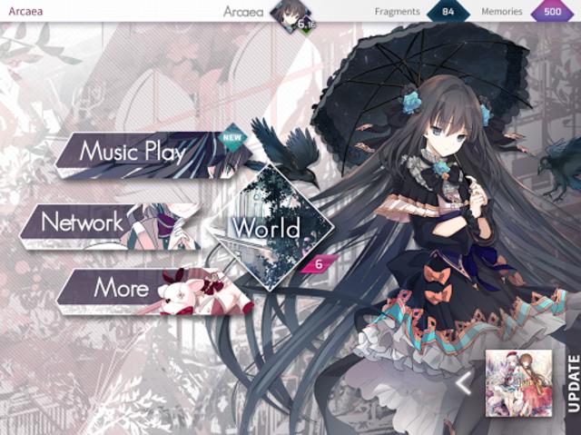 Arcaea - New Dimension Rhythm Game screenshot 7