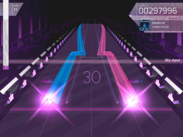 Arcaea - New Dimension Rhythm Game screenshot 10