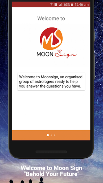 Astrology & Horoscope : MoonSign screenshot 1
