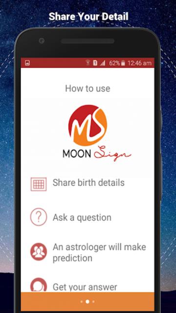 Astrology & Horoscope : MoonSign screenshot 2