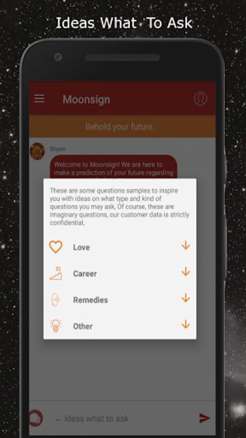 Astrology & Horoscope : MoonSign screenshot 5