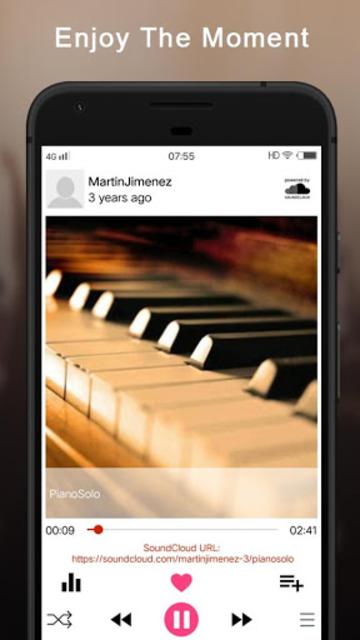 Free Music for SoundCloud screenshot 3