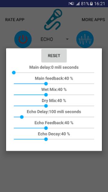 Microphone Pro S (No Ad ver.) screenshot 5