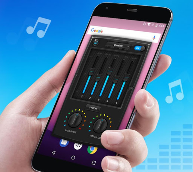 Equalizer & Bass Booster Pro screenshot 5