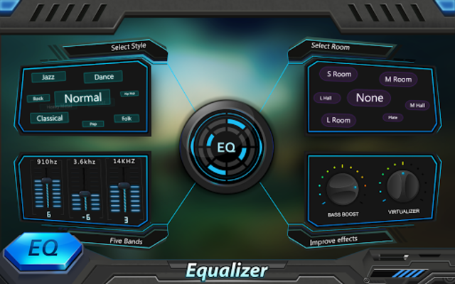 Equalizer & Bass Booster Pro screenshot 9