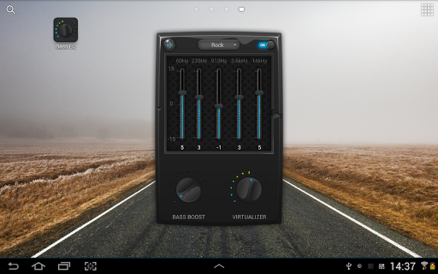 Equalizer & Bass Booster Pro screenshot 10