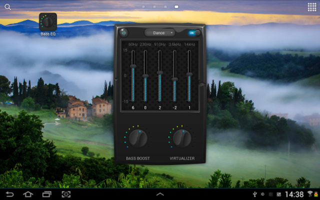 Equalizer & Bass Booster Pro screenshot 12