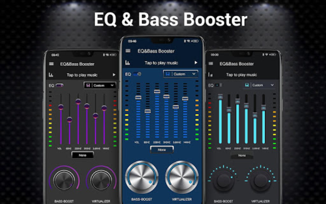 Equalizer -- Bass Booster & Volume EQ &Virtualizer screenshot 13