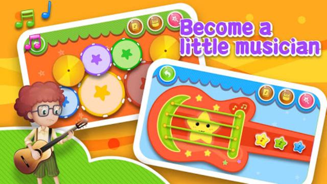 Music kids - Songs & Music Instruments screenshot 6