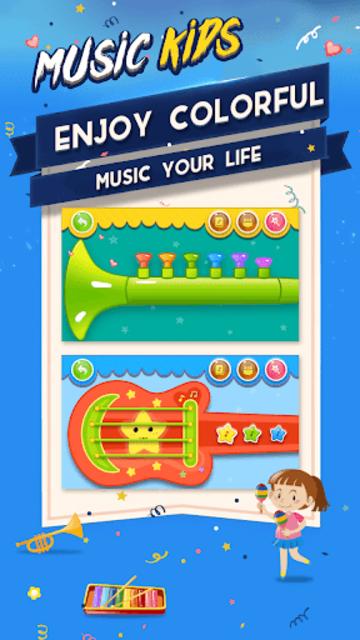 Music kids - Songs & Music Instruments screenshot 3