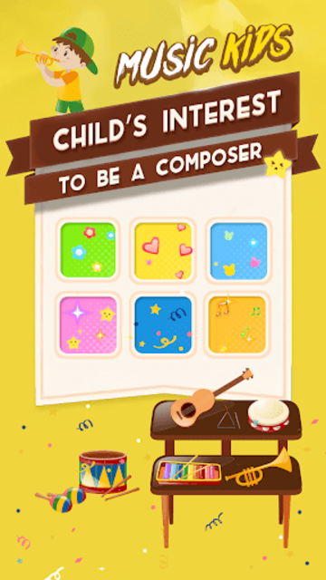Music kids - Songs & Music Instruments screenshot 5