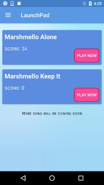 Marshmello Songs Launchpad screenshot 2