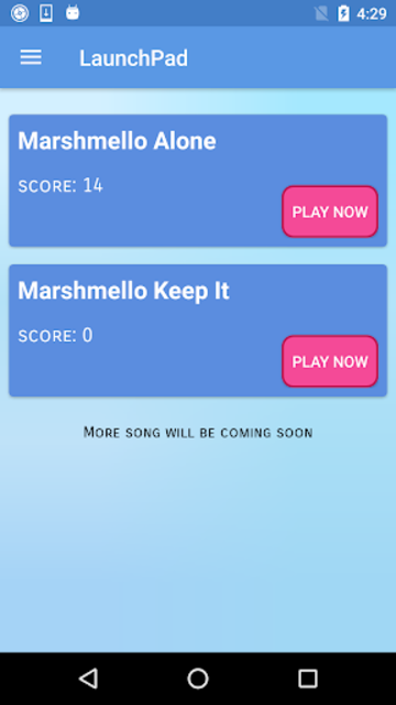 Marshmello Songs Launchpad screenshot 5