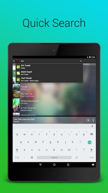 Audio & Music Player screenshot 9