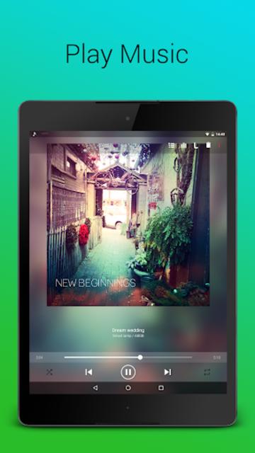Audio & Music Player screenshot 10
