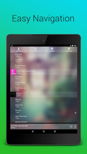 Audio & Music Player screenshot 11