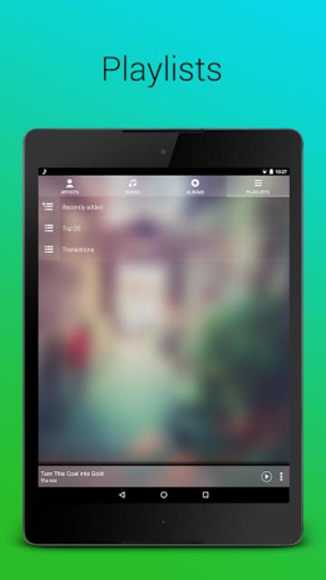 Audio & Music Player screenshot 12