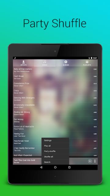 Audio & Music Player screenshot 13