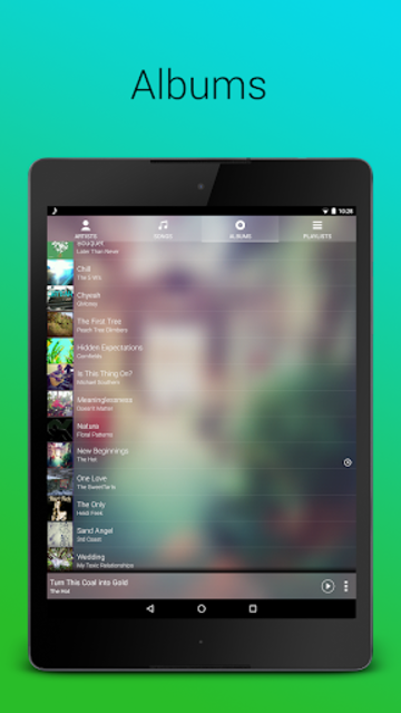 Audio & Music Player screenshot 14