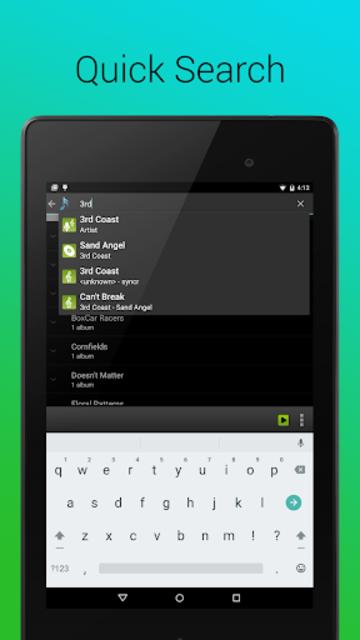 Audio & Music Player screenshot 17